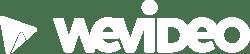 WeVideo Logo White